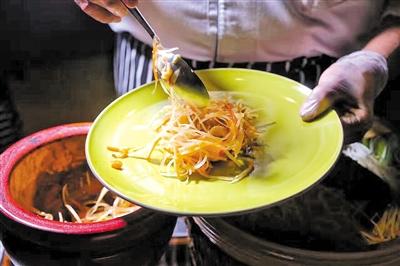 泰国名厨教做青木瓜沙律