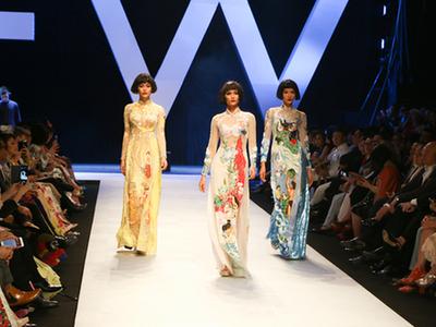 2018越南国际时装周开幕