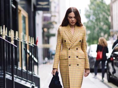2019春夏伦敦时装周:潮人街拍