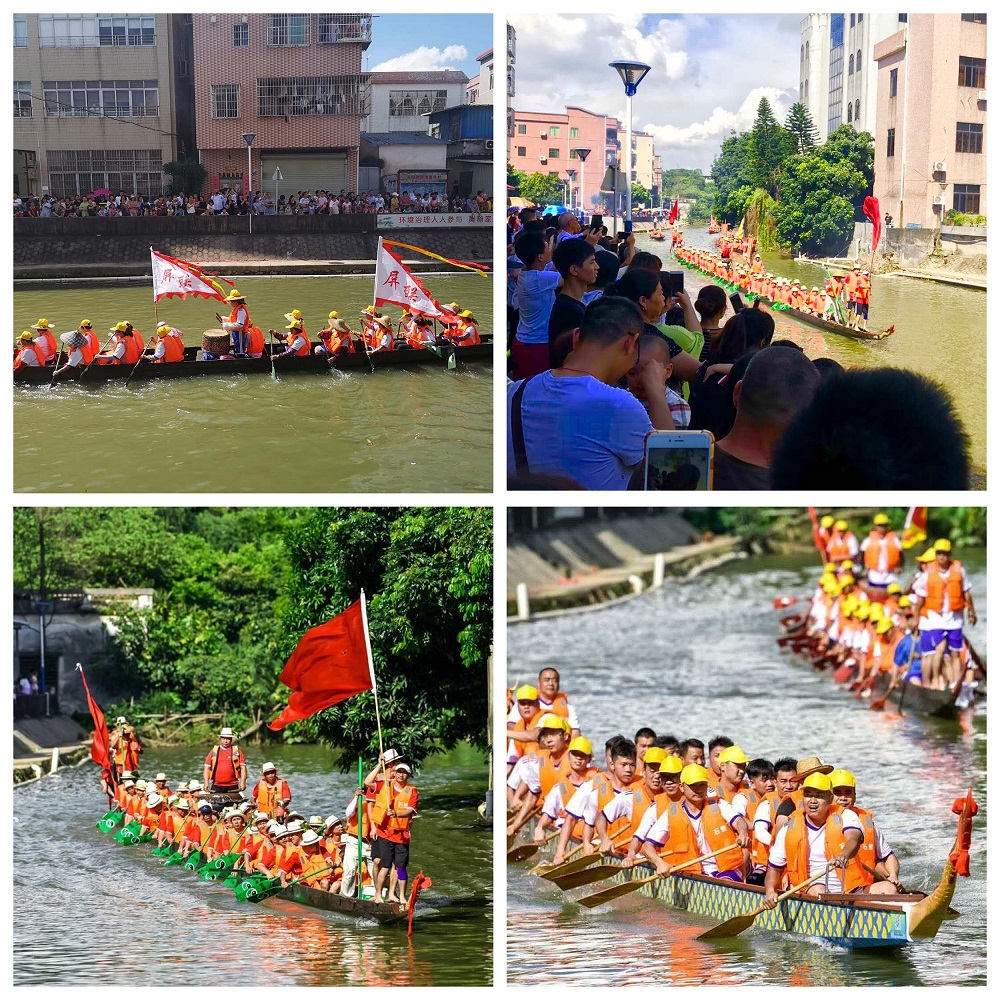 龙舟鼓声响,端午节热闹的氛围透出浓浓的中国味.jpg